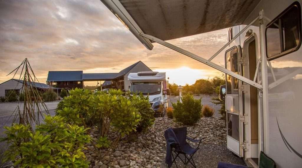 Haast River Motels - Powered Campervan Sites